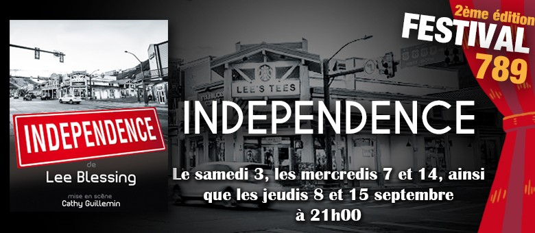 INDEPENDENCE F789 2016